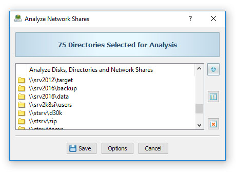 Analyzing Network Shares